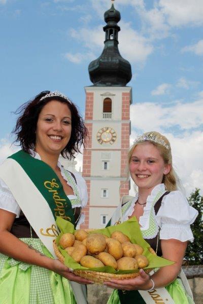 Erdäpfelfest Geras 2014