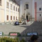 Gocars am Kirchenplatz