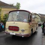 Bus - ein großartiges Aufgebot an Fahrtzeugen